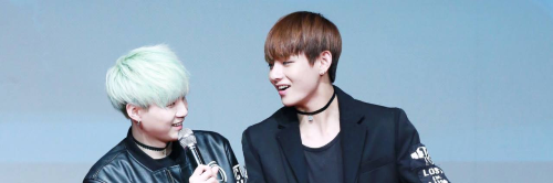 listography: links (♡ taegi fic recs ♡)